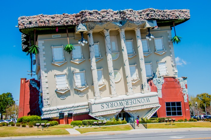 wonderworks Panama City beach fl